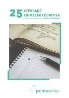 Atividade n.º 25: Enigmas Matemáticos